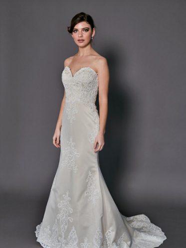 Reveal wedding dress