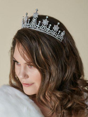 Empress large tiara