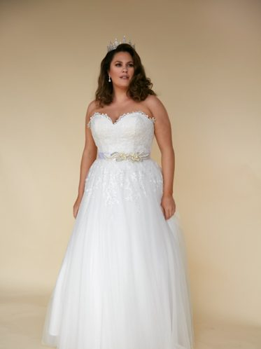 Plus Size Angel dress