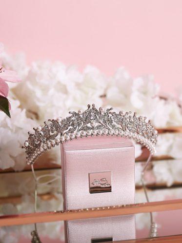 Victoria wedding tiara
