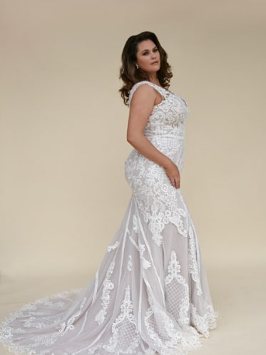 Wedding dresses Plus Size Alexia