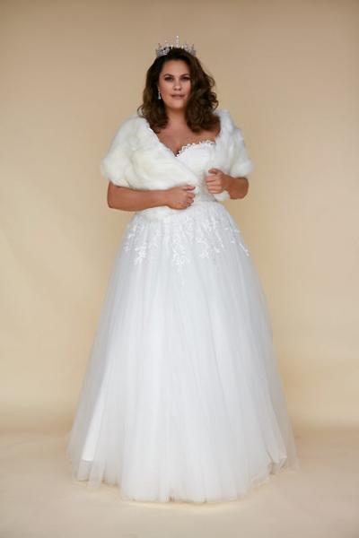 Angel wedding dress Melbourne