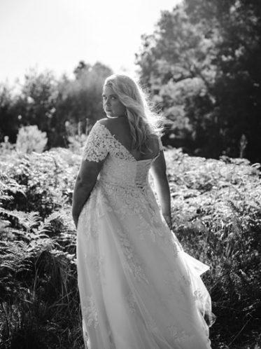 A-line bridal dress Desire gown