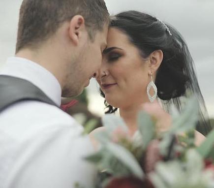 Garden wedding in Cranbourne