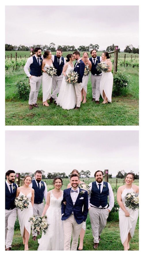 Amys winery wedding
