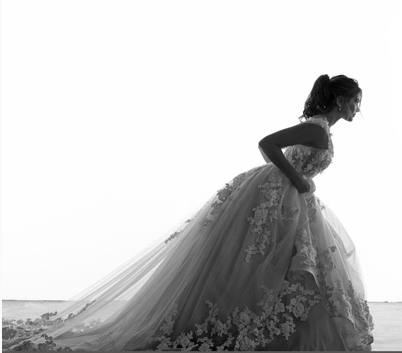 Enchanted Alta Moda wedding dress style