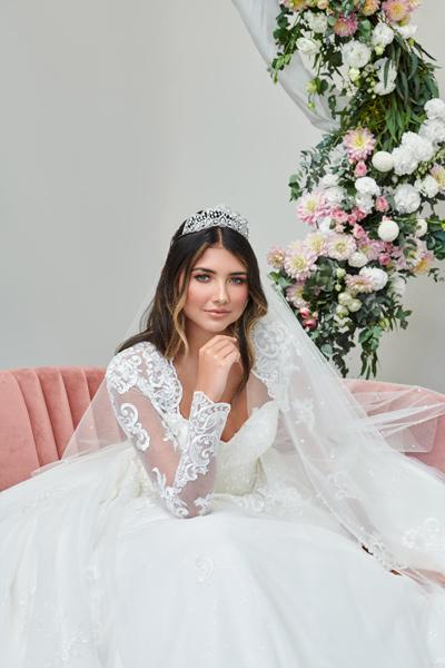 Princess wedding dresses in Melbourne Alex