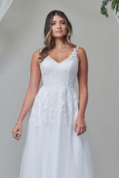 White special event dress