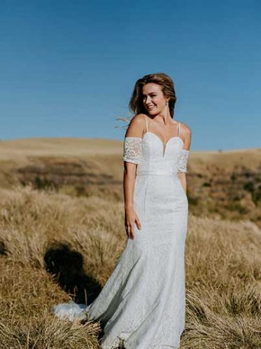 Wedding dresses Fitted bridal gowns