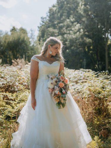 Wedding dress dream Sahara