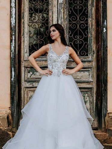 OMG beautifully beaded deb dresses
