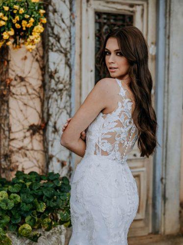Keely Mermaid wedding dresses Melbourne