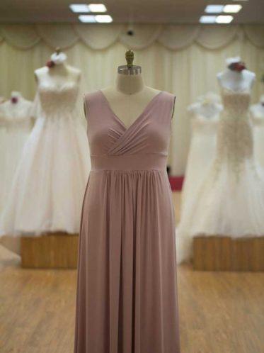 Bridesmaids dresses plus size
