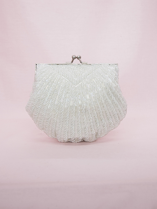 bridal bags with vintage style